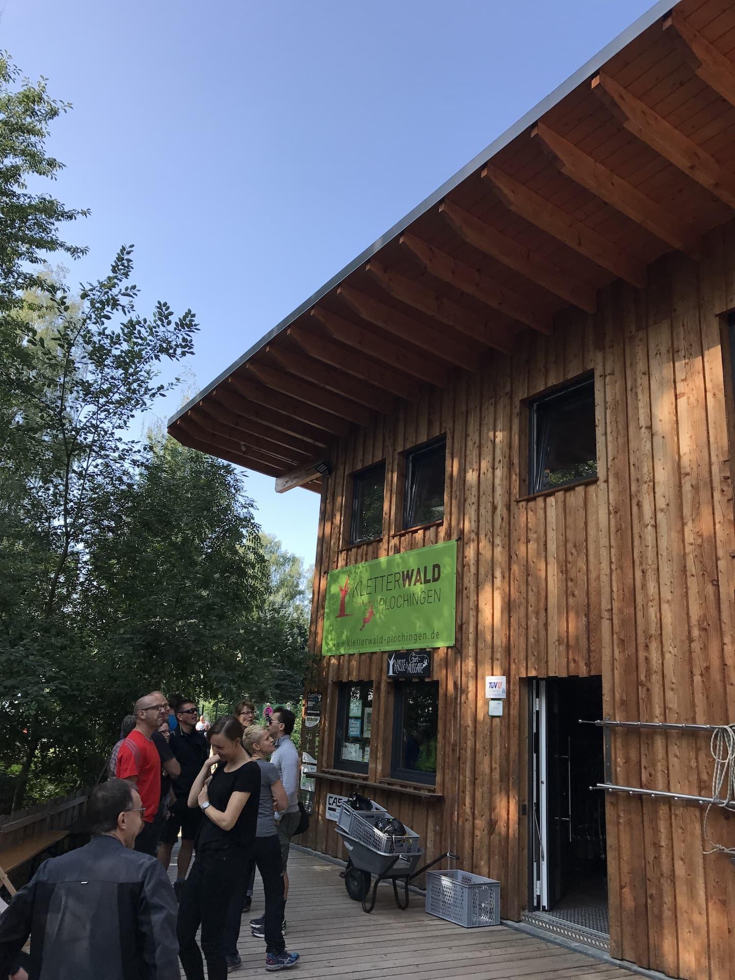 TSC-Club Event Kletterwald 2017