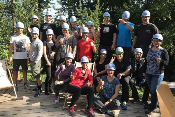 TSC-Club Event 17 Kletterwald 005
