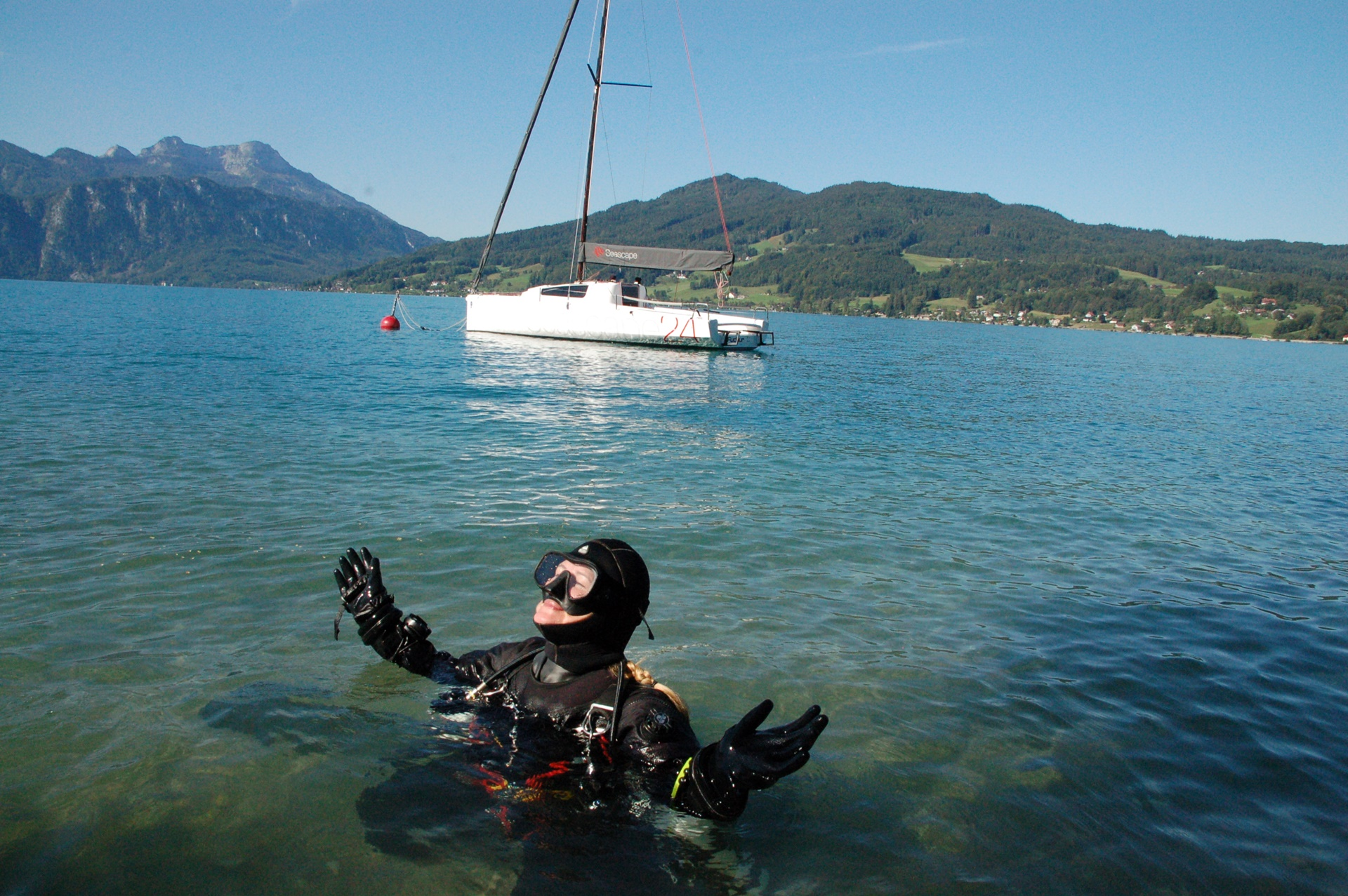 Attersee 12.09.2019 – 15.09.2019