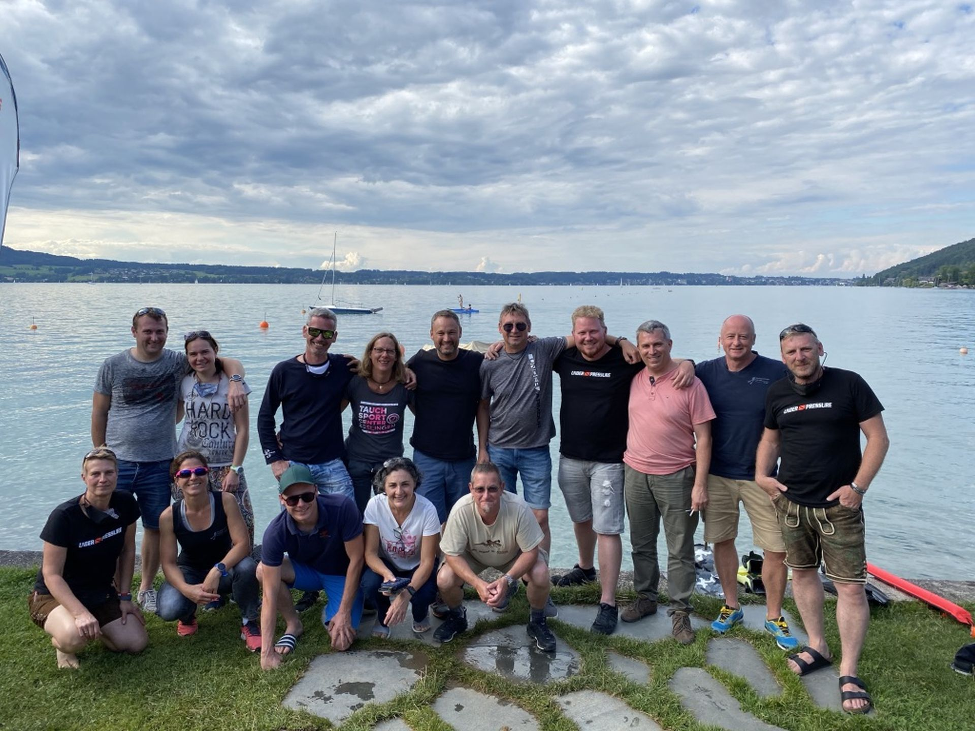 Attersee 23.07.2020 – 26.07.2020